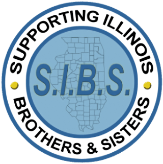 Supporting Illinois Brothers & Sisters Logo